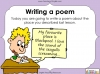 Using the Senses (KS1 Poetry Unit) Teaching Resources (slide 51/59)